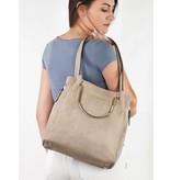 Handbag Tyra 2-in-1 - Grey