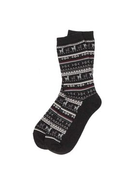 Alpaca PK Alpaca Sock Black L-XL
