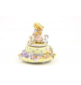 1 Figurine Musicale Ourson
