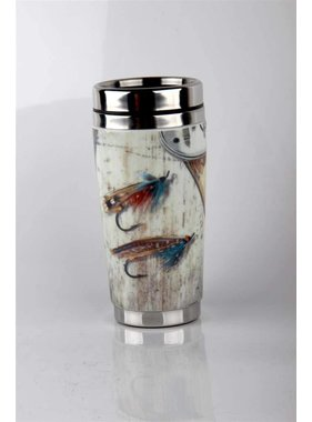 Large coffee thermos Fisherman