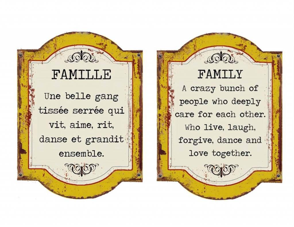 Affiche  Famille 633-149