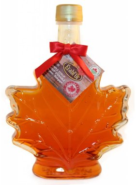 Érable 100% pure maple syrup 250 ml, leaf bottle without Wax B14ND