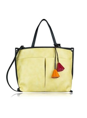 Handbag Cammy - Yellow