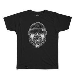 1 The Hipster Beard - Black