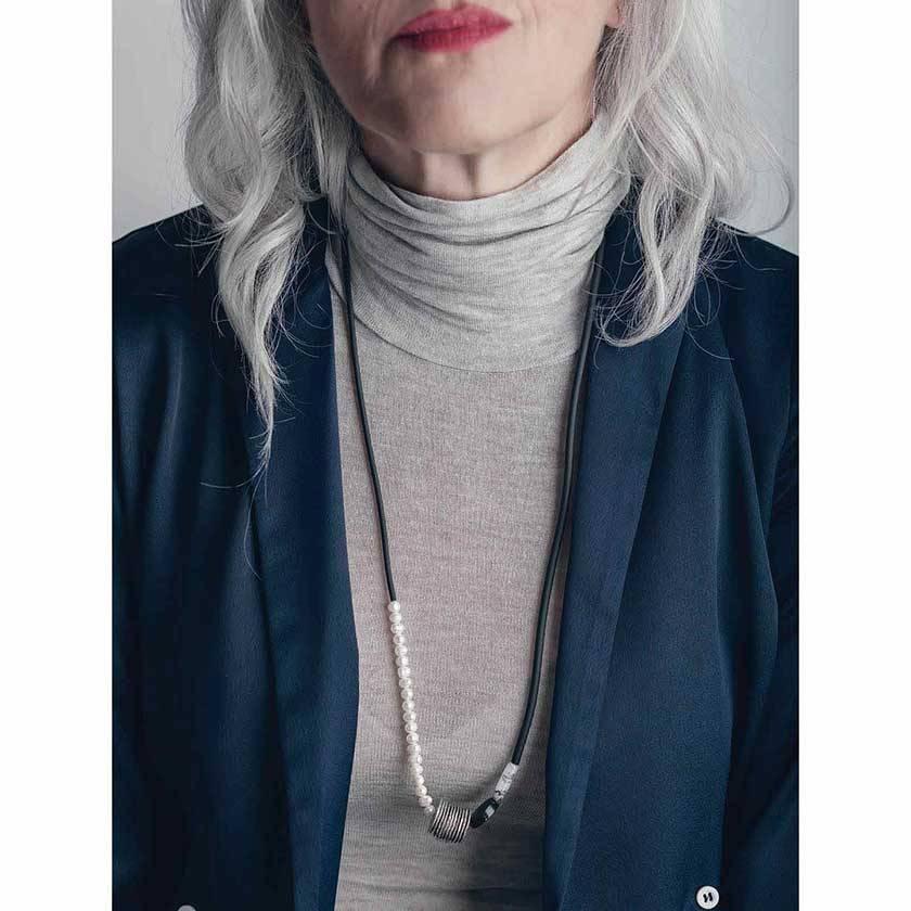 Anne Marie Chagnon Kanel necklace