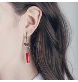 Anne Marie Chagnon Boucle d'oreille Lyco