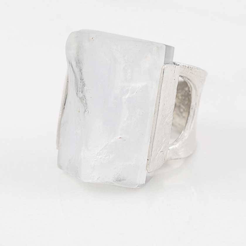Anne Marie Chagnon IVAO Ring - Silver