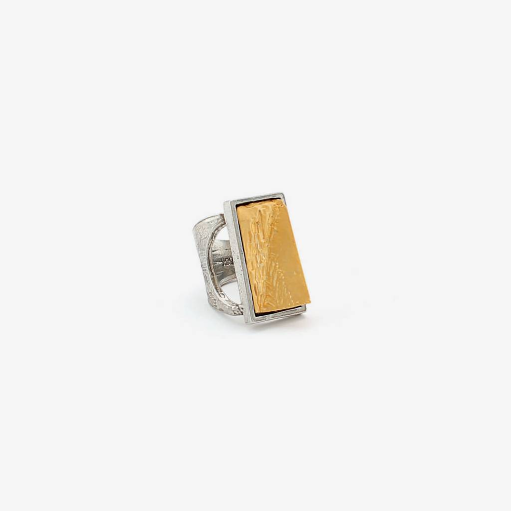 Anne Marie Chagnon TIM Ring - Gold