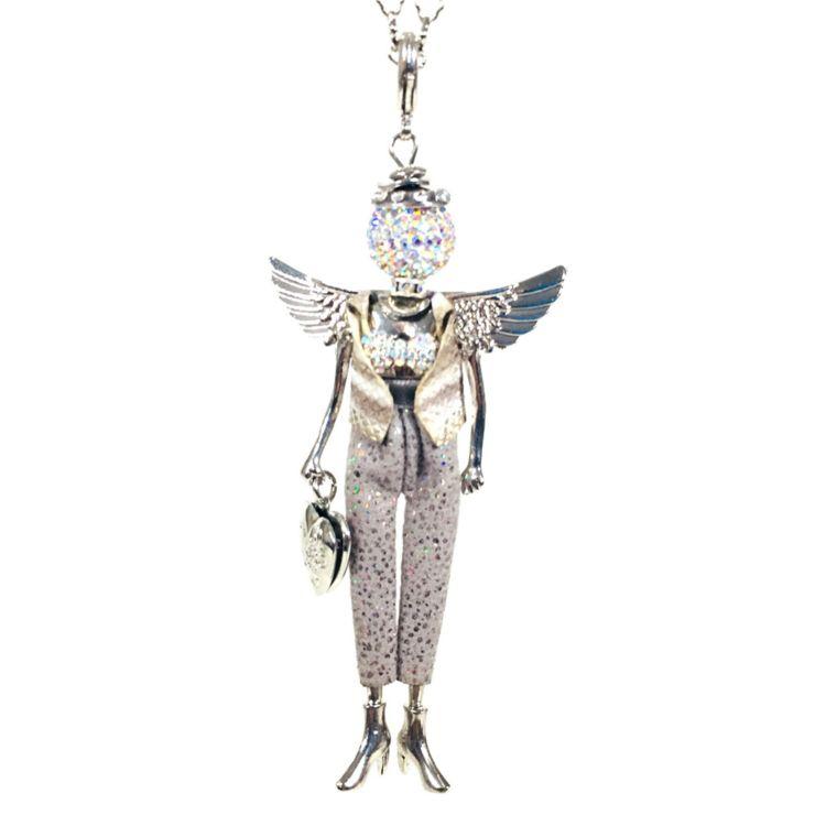 Jacqueline Kent Ange Design STRENGTH JKDP057