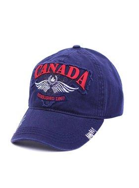 NAVY CANADA ARMY APPLIQUÉ CAP