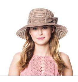 Chapeau de soleil de voyage