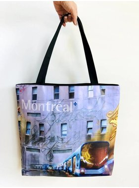 Tote bag - Montreal