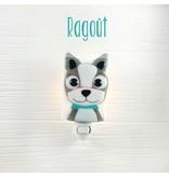 Veille sur toi Ragout Dog Night Light