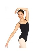 Capezio Meryl® Nylon Adjustable Strap Camisole Leotard w/ BraTek® Leotard