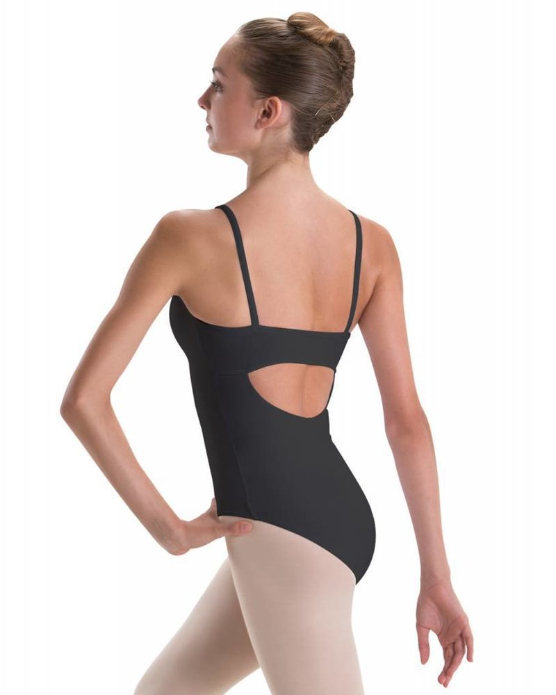 Motionwear Child Pinch Front Arch Back Leotard