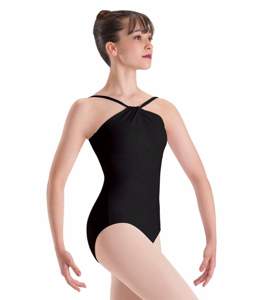 85825b299 Drape Front Camisole Leotard - Allegro Dance Boutique