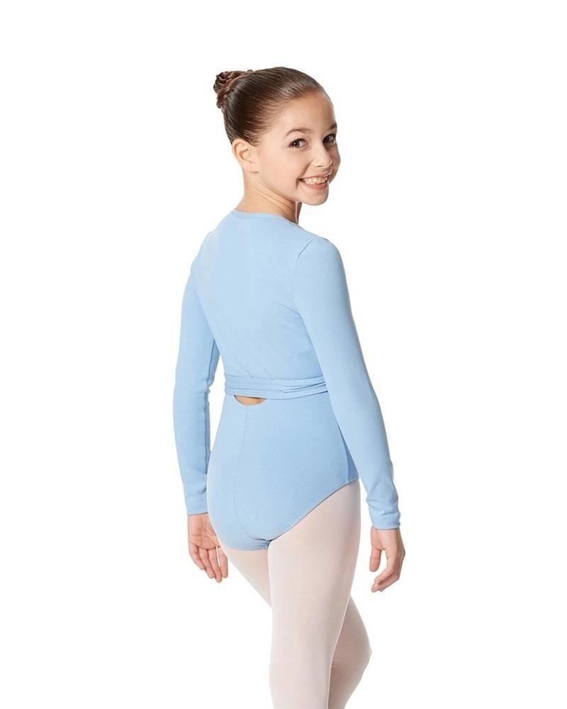 Lulli Arianna Child Wrap Cardigan