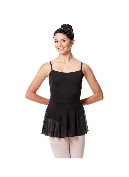 Lulli Hania Mesh Skirt with Wide Elastic Waist Band