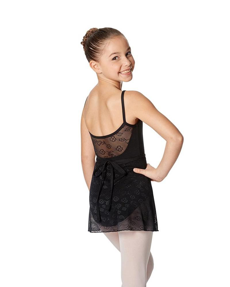 Lulli Anya Girls Wrap Skirt