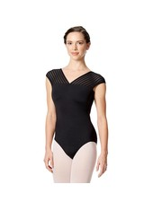 Lulli Milagros Short Sleeves Leotard