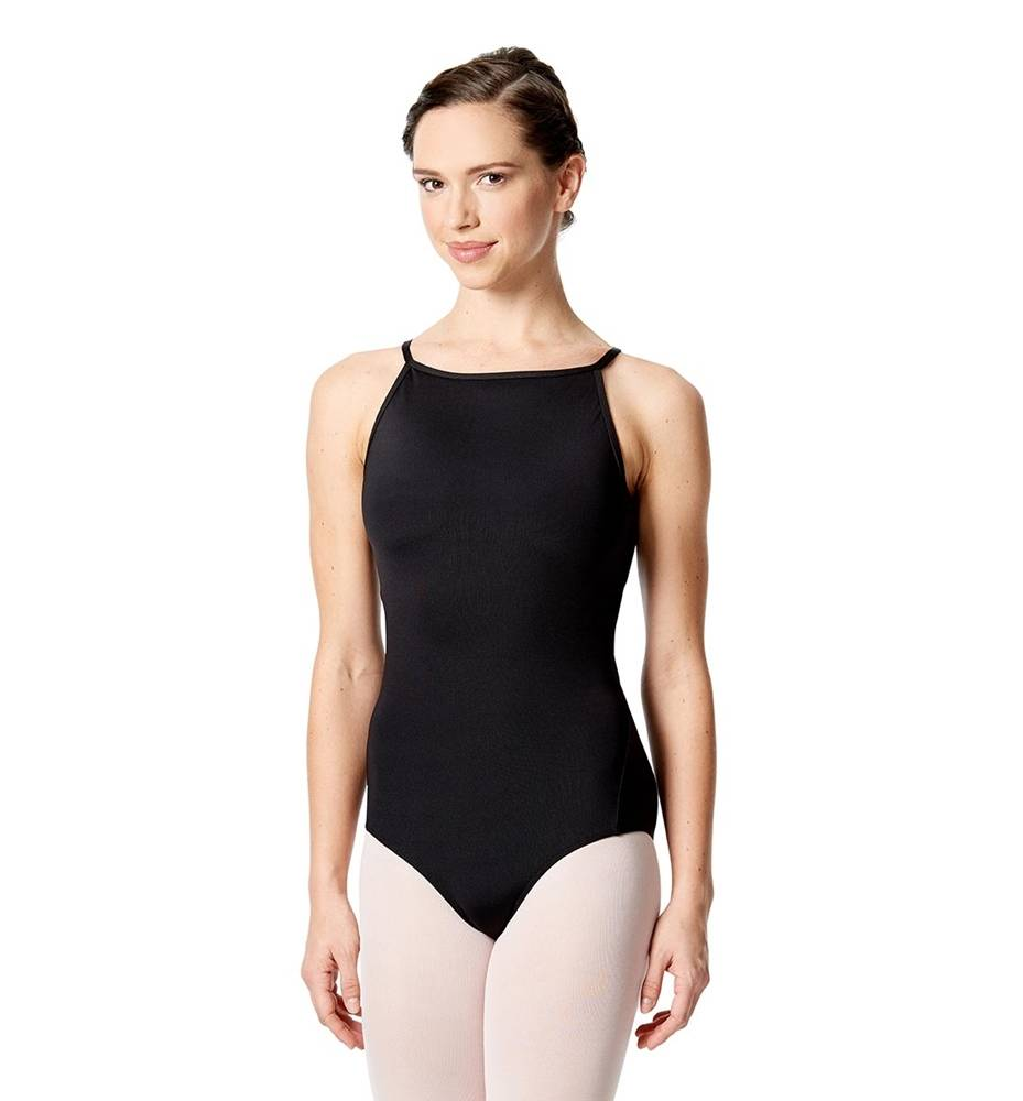 Lulli Sonia Camisole Zip Back Leotard