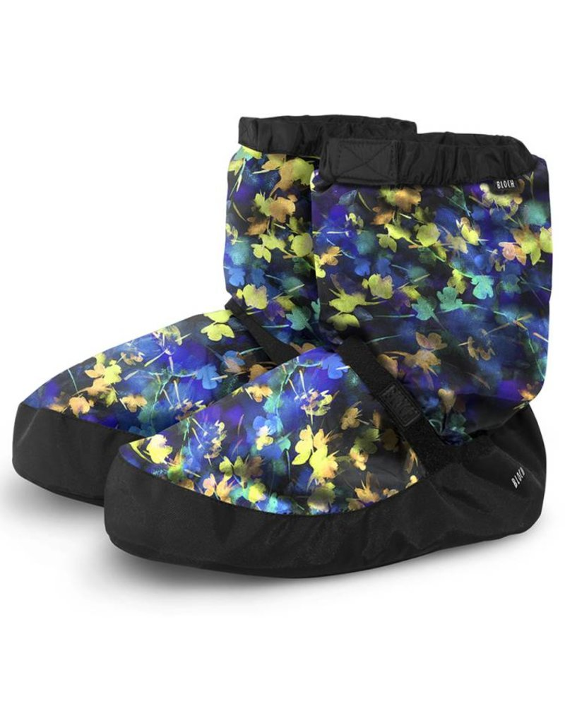 Bloch/Mirella/Leo Inc. Warm-Up Printed Booties