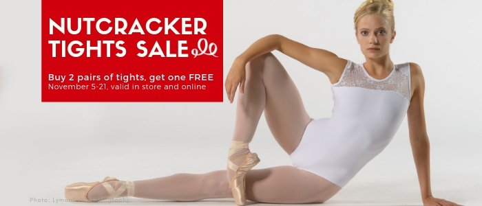 Nutcracker Tights Sale
