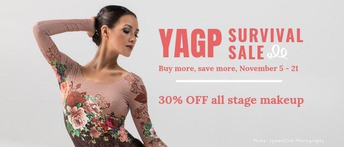 YAGP Survival Sale - Makeup