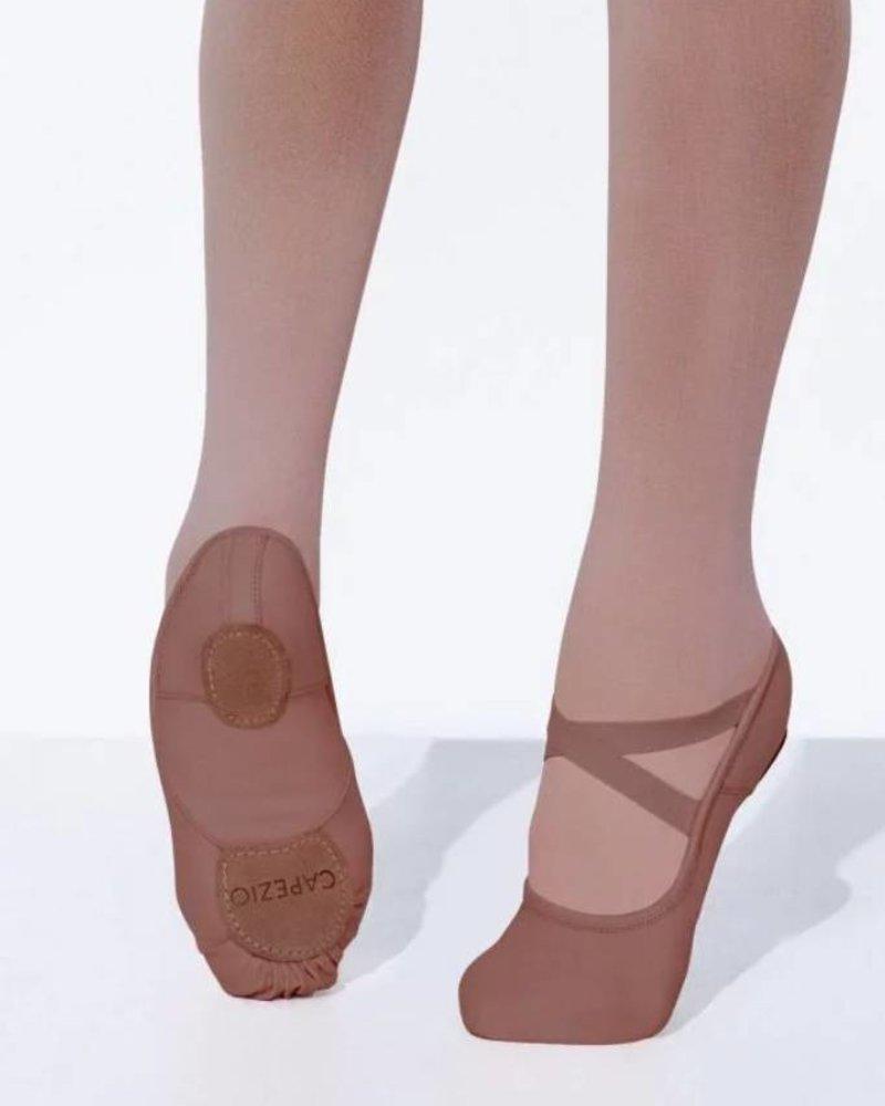 Capezio Adult Hanami Stretch Canvas Ballet Shoe