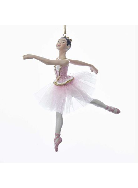 Ethnic Ballerina Ornament