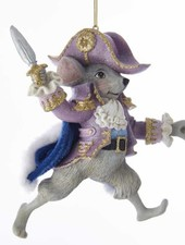 "5"" Mouse King Ornament"
