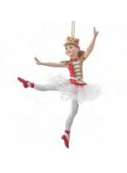 "5.75"" Soldier Dancer Ornament"
