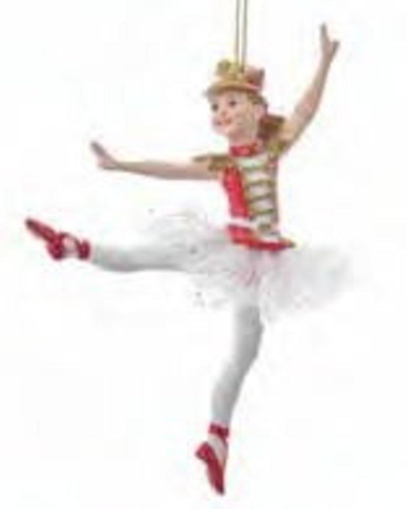 "5.75"" Soldier Dancer Ornament"
