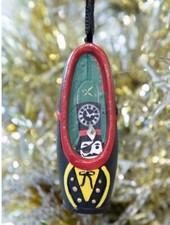 Capezio Drosselmeyer Pointe Shoe Ornament