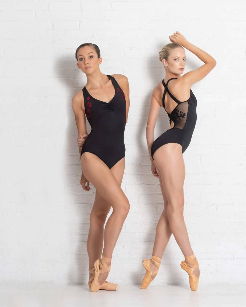 Ballet Rosa Anette Cross Back Leotard