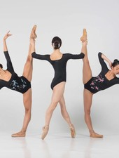 Ballet Rosa Cassandre Square Neck Leotard