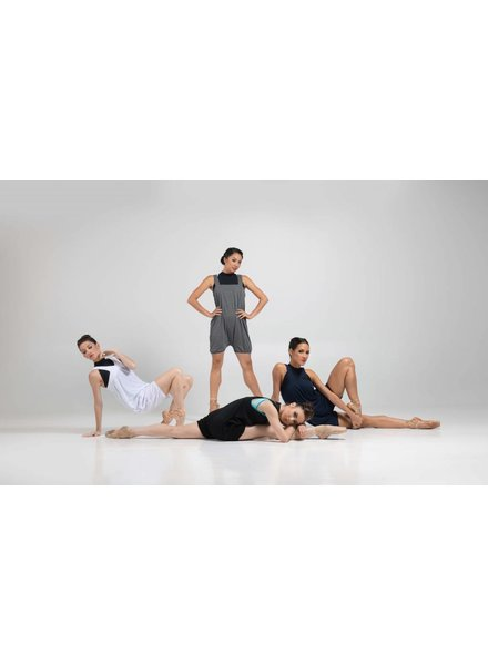 Ballet Rosa Athenais Romper