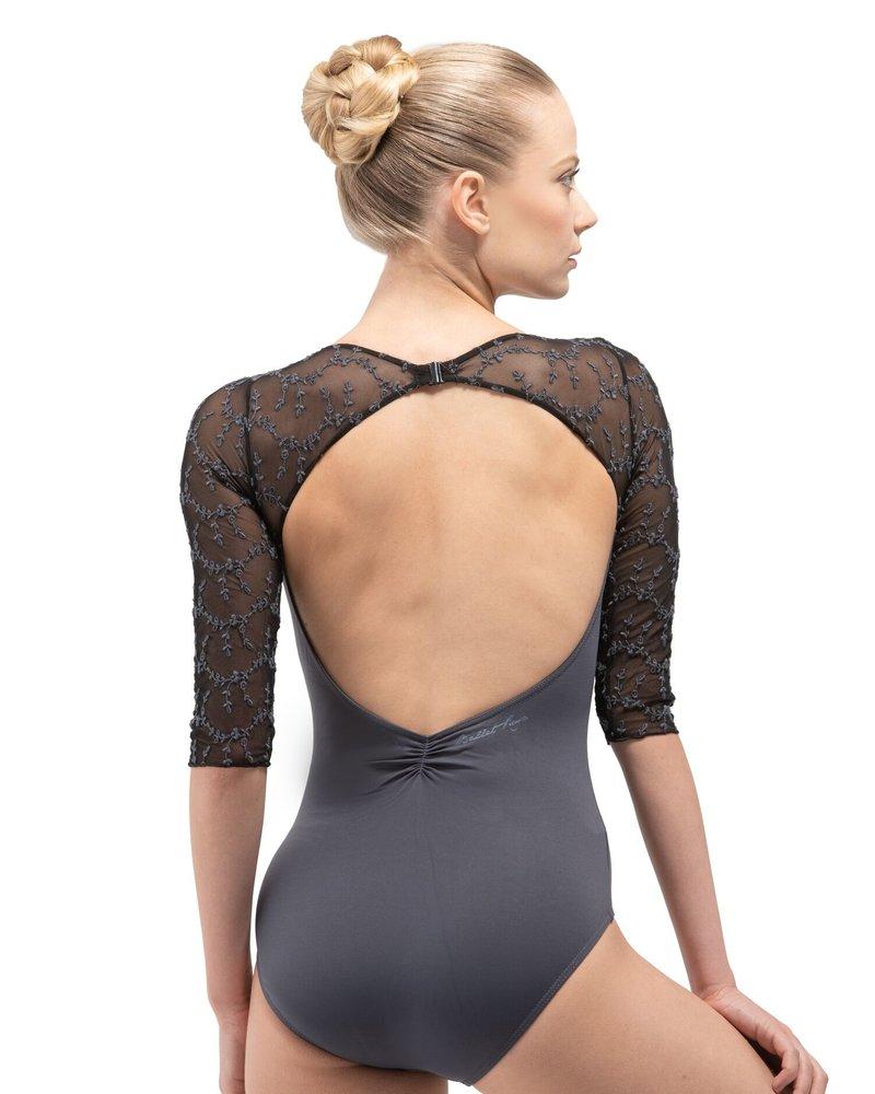 Ballet Rosa Anouk Half-Sleeve Leotard