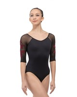 Ballet Rosa Ballet Rosa Gigi Short Sleeve Leotard