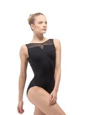 Ballet Rosa Antonia Low V-Back Tank Leotard