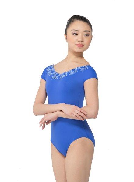 Ballet Rosa Arianna Cap Sleeve Leotard
