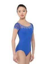 Ballet Rosa Aurora Cap Sleeve Leotard