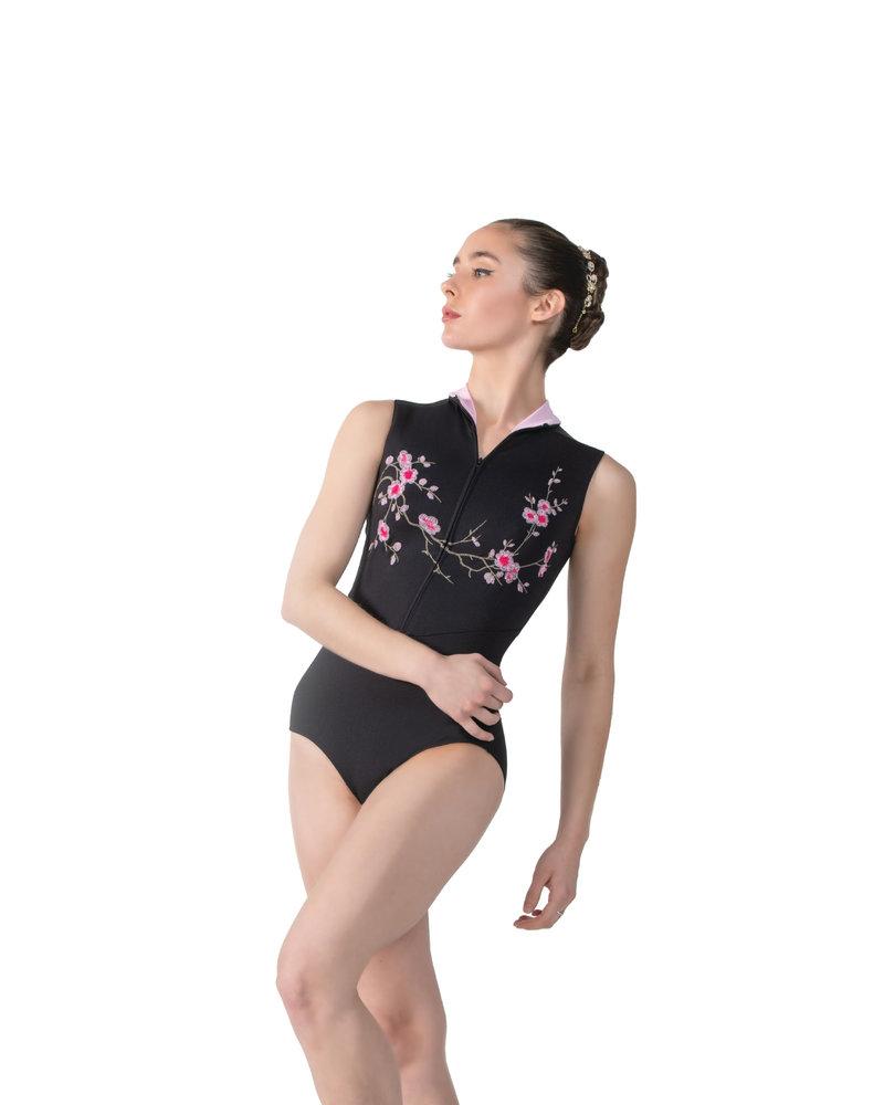 Ballet Rosa Ciaravola High Neck Leotard