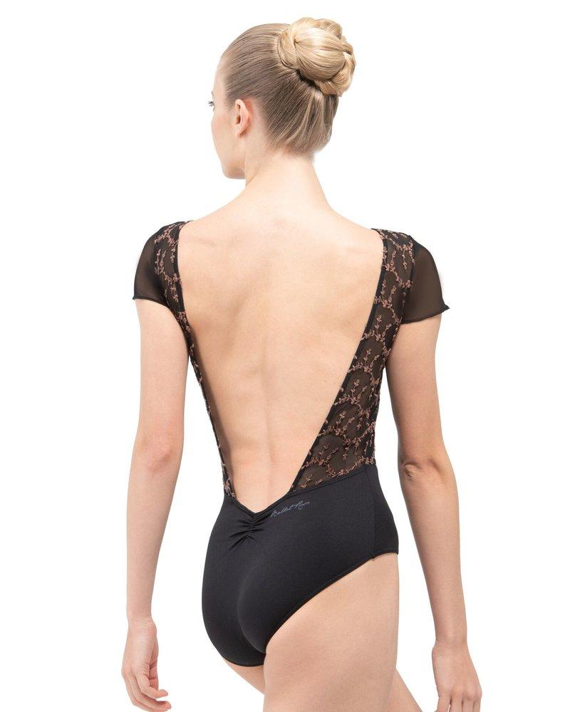 Ballet Rosa Coralie Short Sleeve Leotard