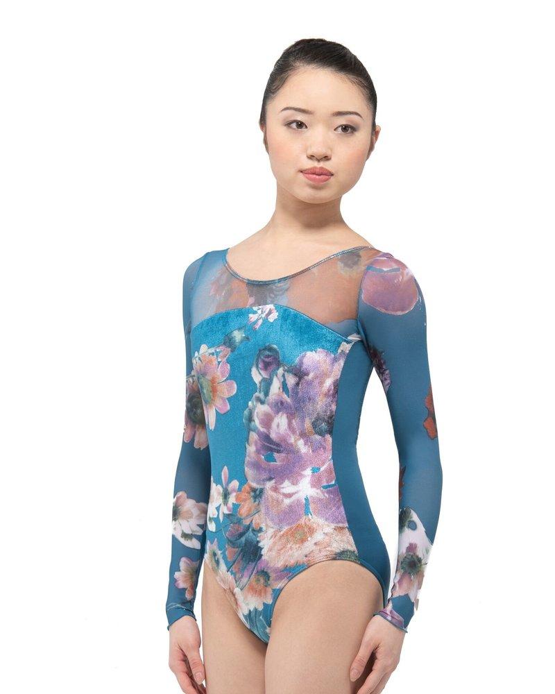 Ballet Rosa Darcy Long Sleeve Leotard