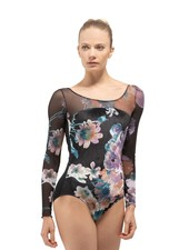 Ballet Rosa Darcy Long Sleeve Leotard
