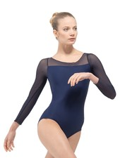 Ballet Rosa Kids Eleonora Long Sleeve Leotard
