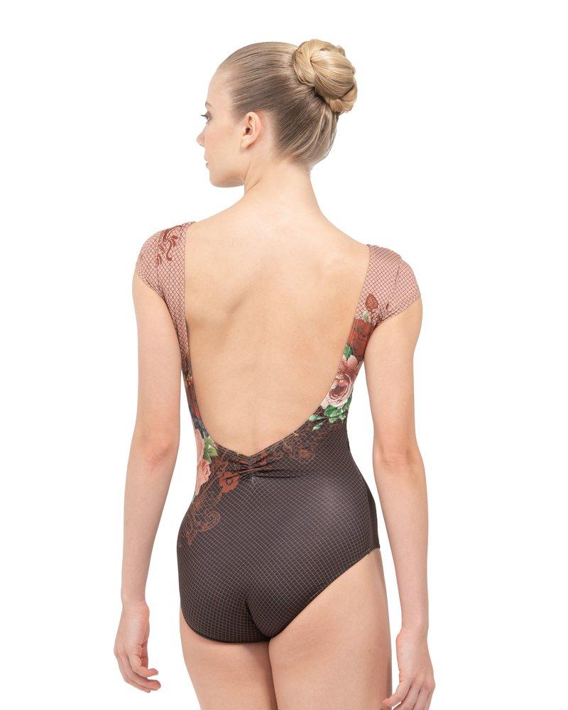 Ballet Rosa Jeannette Cap Sleeve Leotard