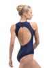 Ballet Rosa Nadege, High Neck Leotard