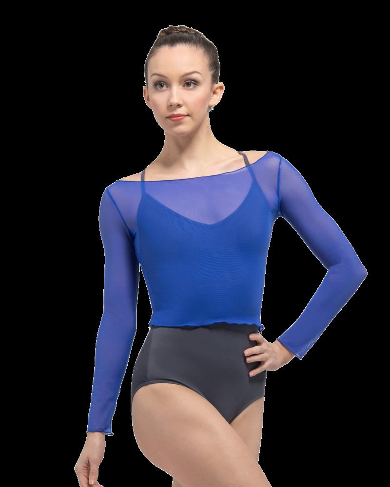 Ballet Rosa Natasha Long Sleeve Top